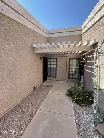 3030 S Alma School Road #25, Mesa, AZ 85210 (MLS #6253147) :: Openshaw Real Estate Group in partnership with The Jesse Herfel Real Estate Group