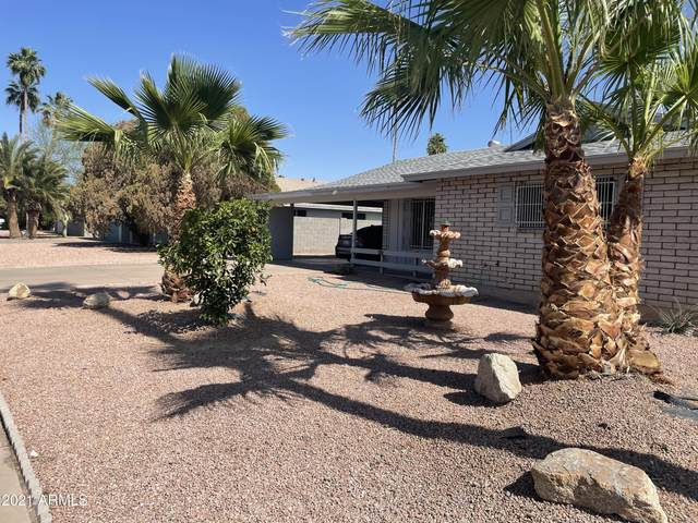 2357 W Concho Avenue, Mesa, AZ 85202 (MLS #6253152) :: Openshaw Real Estate Group in partnership with The Jesse Herfel Real Estate Group