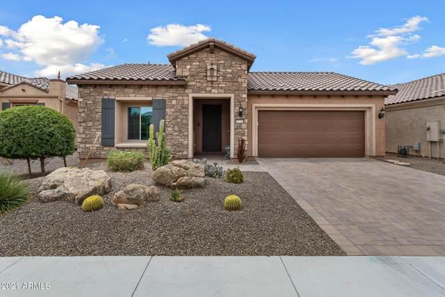 21718 N 266TH Avenue, Buckeye, AZ 85396 (MLS #6253157) :: The Daniel Montez Real Estate Group