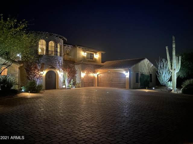 14035 E Lowden Court, Scottsdale, AZ 85262 (MLS #6253172) :: The Laughton Team