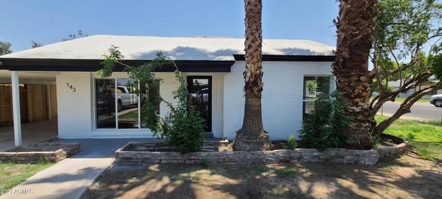 143 S Olive, Mesa, AZ 85204 (MLS #6253176) :: Yost Realty Group at RE/MAX Casa Grande
