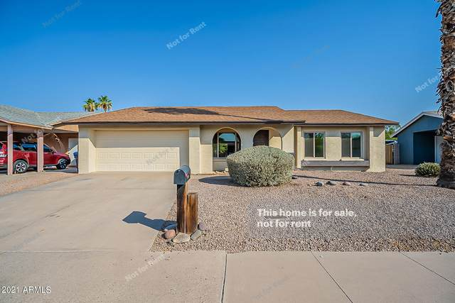 1110 W Kilarea Avenue, Mesa, AZ 85210 (MLS #6253185) :: Scott Gaertner Group