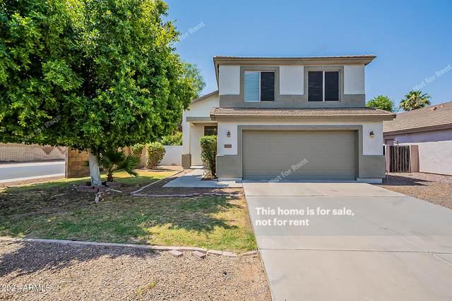 927 E Baylor Lane, Gilbert, AZ 85296 (MLS #6253186) :: Walters Realty Group