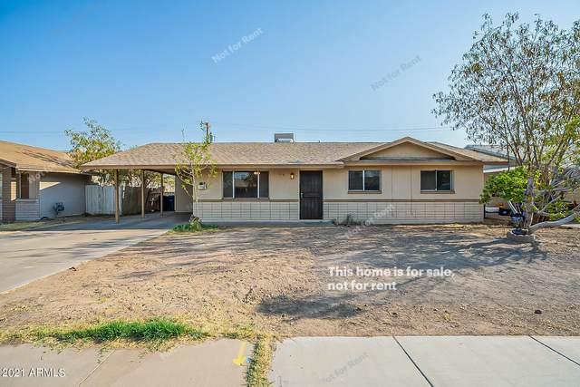 238 E 9TH Drive, Mesa, AZ 85210 (MLS #6253188) :: Yost Realty Group at RE/MAX Casa Grande