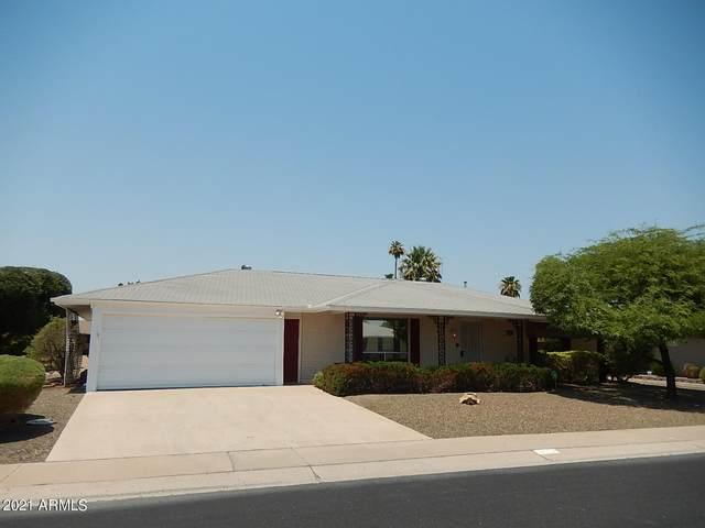 10332 W White Mountain Road, Sun City, AZ 85351 (MLS #6253194) :: The Daniel Montez Real Estate Group