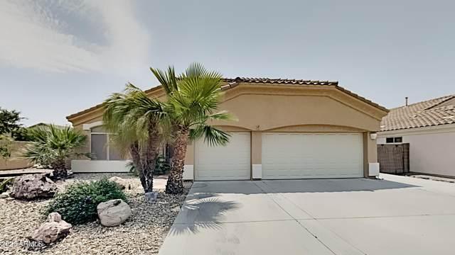 20425 N 93RD Avenue, Peoria, AZ 85382 (MLS #6253199) :: Howe Realty