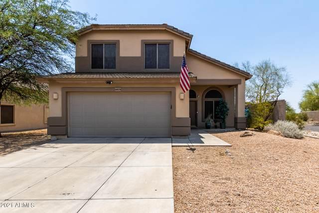 14874 N 103RD Street, Scottsdale, AZ 85255 (MLS #6253212) :: The Laughton Team