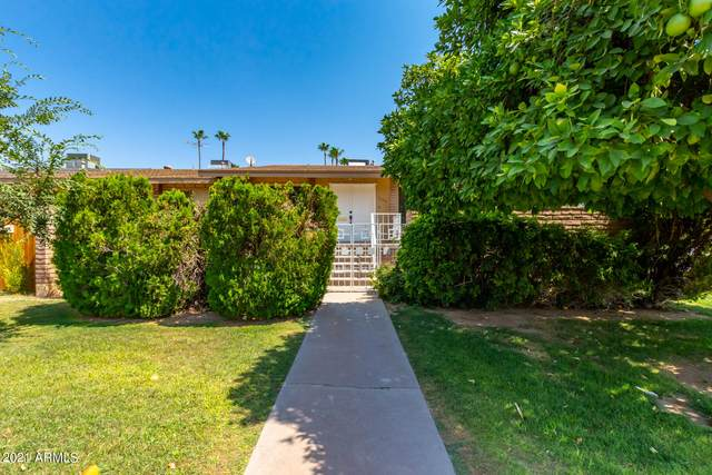 7640 E Camelback Road, Scottsdale, AZ 85251 (MLS #6253213) :: Midland Real Estate Alliance