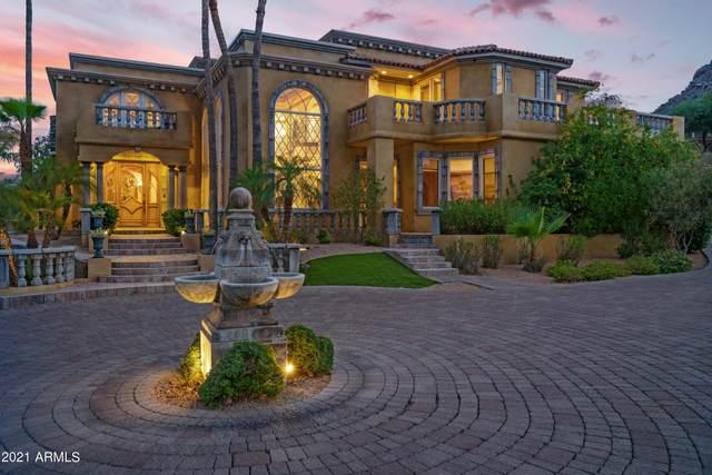 35802 N Meander Way, Carefree, AZ 85377 (MLS #6253237) :: Yost Realty Group at RE/MAX Casa Grande