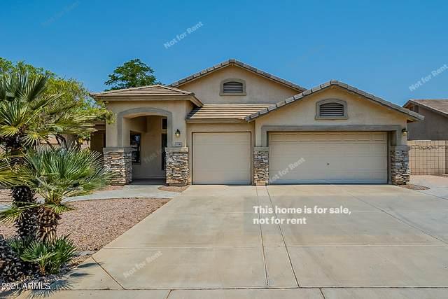 1146 E Erie Street, Gilbert, AZ 85295 (MLS #6253240) :: The Daniel Montez Real Estate Group