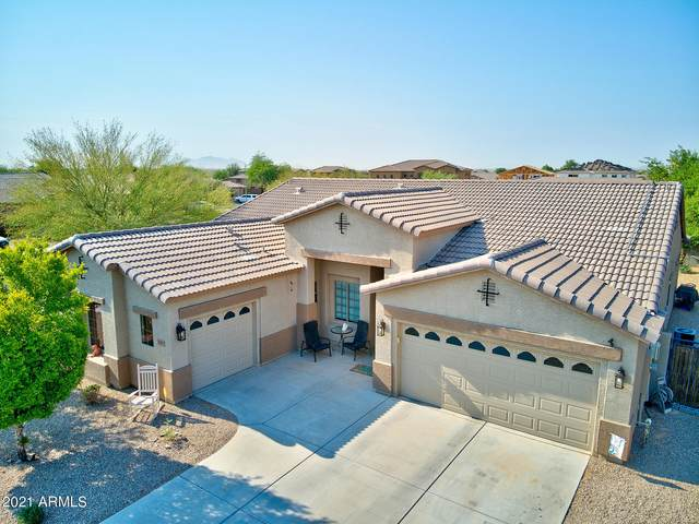 1747 E Joelle Drive, Casa Grande, AZ 85122 (MLS #6253251) :: Keller Williams Realty Phoenix