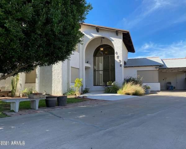 4536 N 18TH Drive, Phoenix, AZ 85015 (MLS #6253255) :: Walters Realty Group