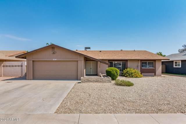 5118 W Evans Drive, Glendale, AZ 85306 (MLS #6253259) :: The Daniel Montez Real Estate Group