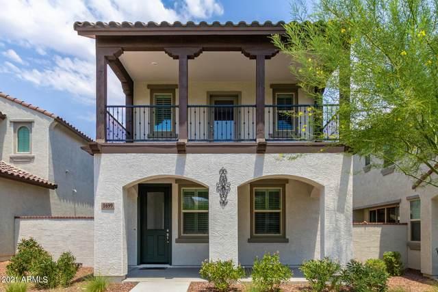 1699 N Marketside Avenue, Buckeye, AZ 85396 (MLS #6253263) :: Power Realty Group Model Home Center
