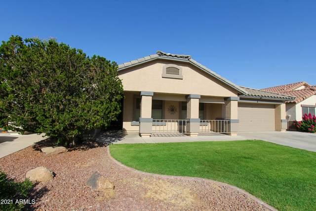 2409 N 128TH Drive, Avondale, AZ 85323 (MLS #6253267) :: The Daniel Montez Real Estate Group