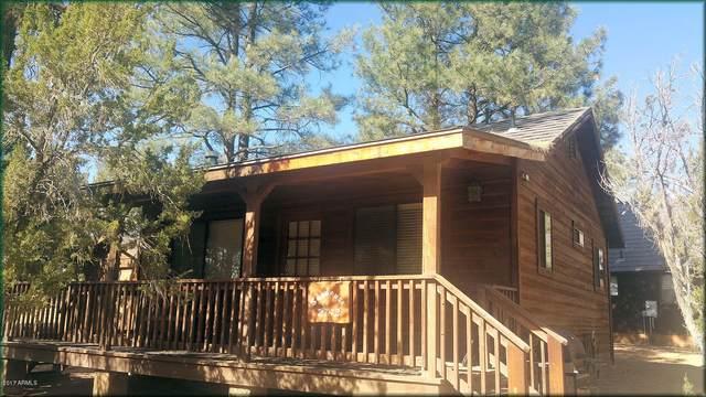 2742 Fox Trail, Overgaard, AZ 85933 (#6253268) :: Long Realty Company