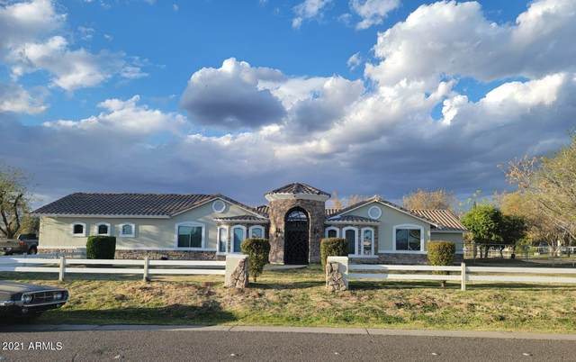 5502 N 105TH Lane, Glendale, AZ 85307 (MLS #6253279) :: Yost Realty Group at RE/MAX Casa Grande
