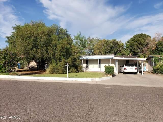 6807 N 14TH Street, Phoenix, AZ 85014 (MLS #6253280) :: The Laughton Team