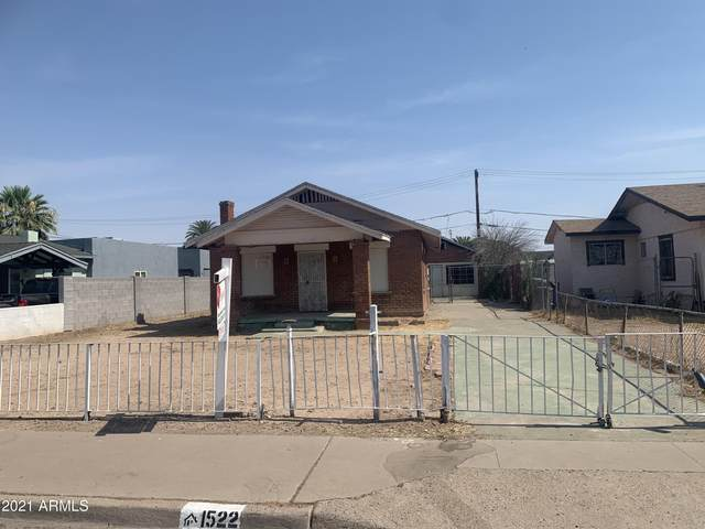 1522 W Polk Street, Phoenix, AZ 85007 (MLS #6253286) :: Walters Realty Group