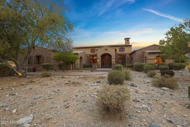 21286 W Granite Ridge Road, Buckeye, AZ 85396 (MLS #6253317) :: Keller Williams Realty Phoenix