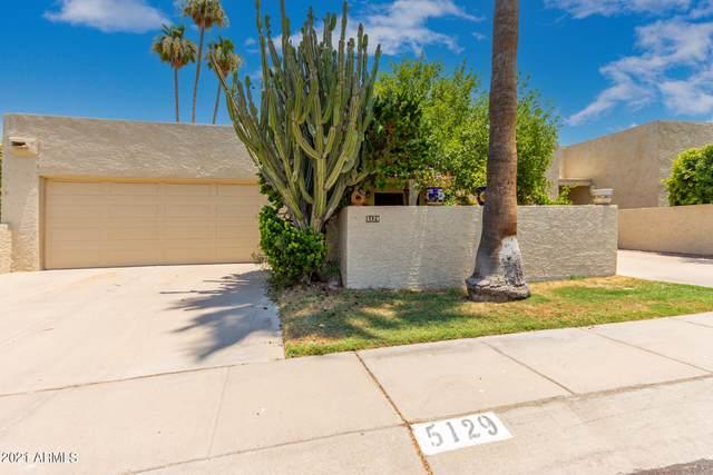 5129 N 79TH Place, Scottsdale, AZ 85250 (MLS #6253318) :: Zolin Group