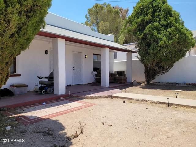 116 N 3RD Street, Tombstone, AZ 85638 (MLS #6253326) :: Conway Real Estate