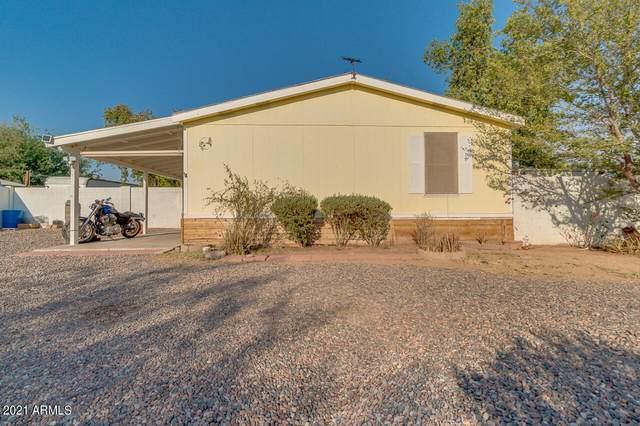 137 N 80TH Place, Mesa, AZ 85207 (MLS #6253327) :: The Laughton Team