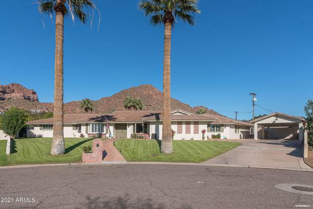 4726 E Mariposa Street, Phoenix, AZ 85018 (MLS #6253340) :: Keller Williams Realty Phoenix
