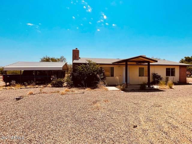 196 E Oak Street, Huachuca City, AZ 85616 (MLS #6253342) :: Scott Gaertner Group