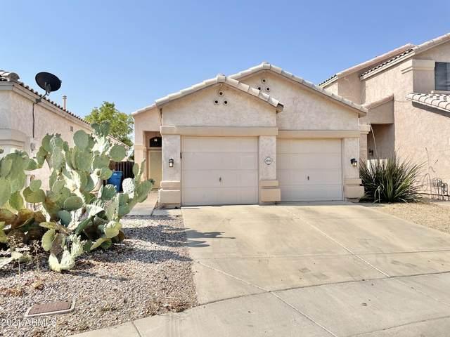 4935 W Jeremy Drive, Glendale, AZ 85308 (MLS #6253343) :: The Laughton Team