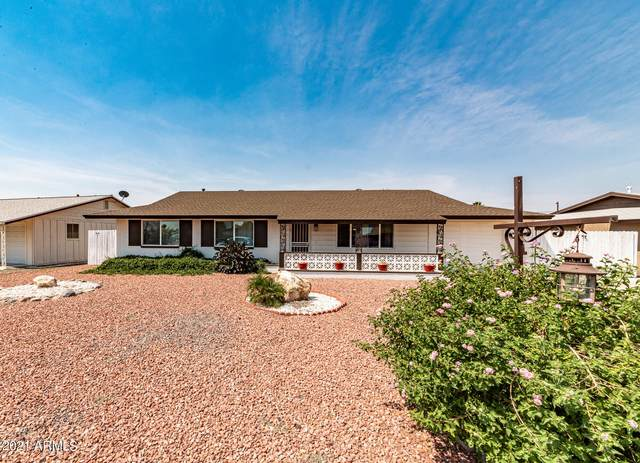 10801 W Sun City Boulevard, Sun City, AZ 85351 (MLS #6253346) :: The Daniel Montez Real Estate Group