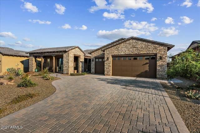 3125 Wild Mustang Pass, Wickenburg, AZ 85390 (MLS #6253354) :: The Daniel Montez Real Estate Group