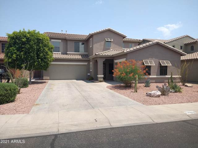 16303 N 151ST Avenue, Surprise, AZ 85374 (MLS #6253355) :: Executive Realty Advisors
