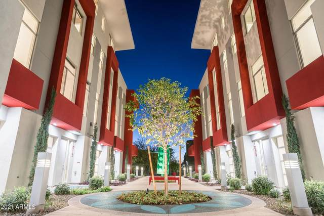 16510 N 92ND Street #1019, Scottsdale, AZ 85260 (MLS #6253357) :: The Laughton Team