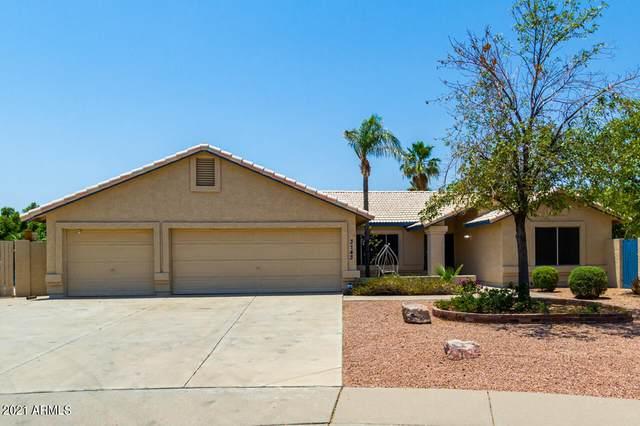 3143 E Minton Circle, Mesa, AZ 85213 (MLS #6253358) :: The Laughton Team
