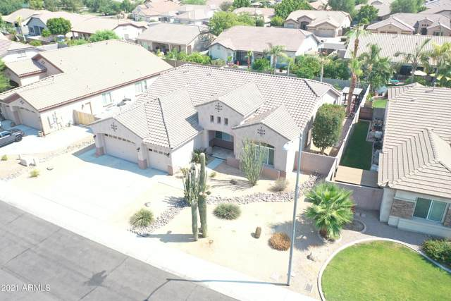 8573 W Mohawk Lane, Peoria, AZ 85382 (MLS #6253359) :: Maison DeBlanc Real Estate