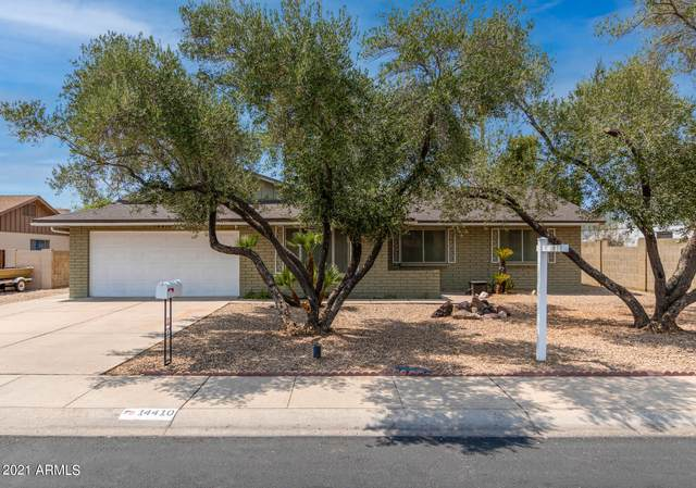 14410 N 28TH Avenue, Phoenix, AZ 85053 (MLS #6253363) :: Keller Williams Realty Phoenix