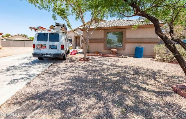 3023 N 84TH Drive, Phoenix, AZ 85037 (MLS #6253368) :: Yost Realty Group at RE/MAX Casa Grande
