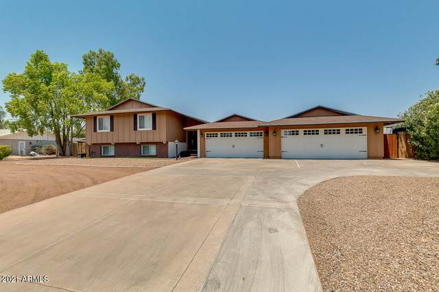 5238 E Sweetwater Avenue, Scottsdale, AZ 85254 (MLS #6253380) :: Midland Real Estate Alliance