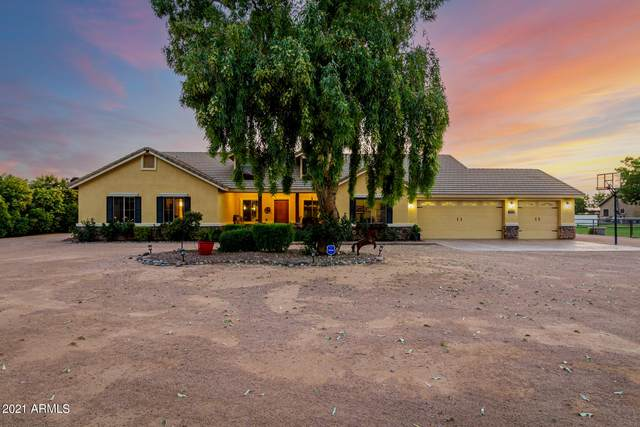 39800 N Prince Avenue, San Tan Valley, AZ 85140 (MLS #6253387) :: Executive Realty Advisors