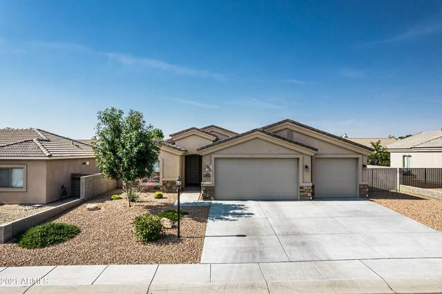 2062 Robert Mitchum Drive, Kingman, AZ 86409 (MLS #6253395) :: Arizona Home Group