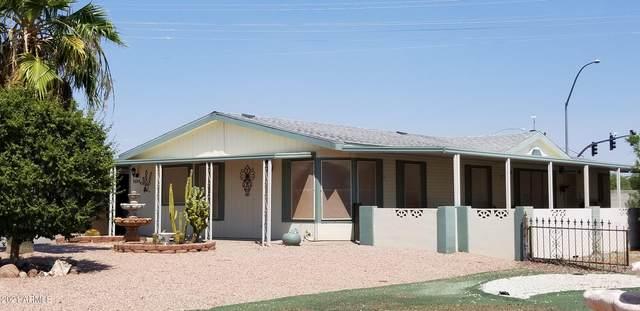 7539 E Bogart Avenue, Mesa, AZ 85208 (MLS #6253396) :: The Laughton Team