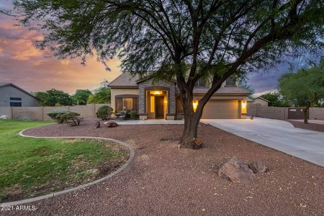 8207 N 178TH Avenue, Waddell, AZ 85355 (MLS #6253413) :: Yost Realty Group at RE/MAX Casa Grande