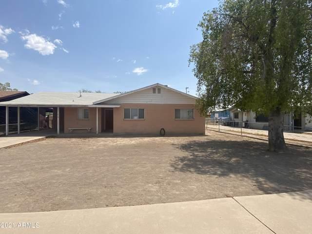 413 E E 3rd Street, Eloy, AZ 85131 (MLS #6253417) :: Keller Williams Realty Phoenix