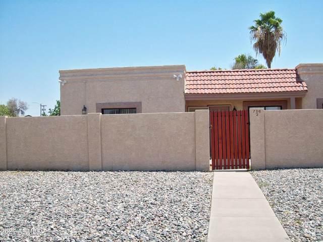 706 N 4TH Street #2, Avondale, AZ 85323 (MLS #6253421) :: Nate Martinez Team