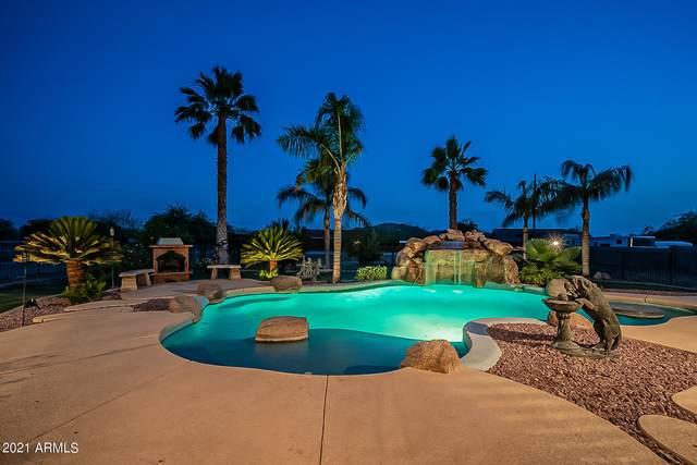 1735 W Mesquite Street, Phoenix, AZ 85086 (MLS #6253422) :: Maison DeBlanc Real Estate