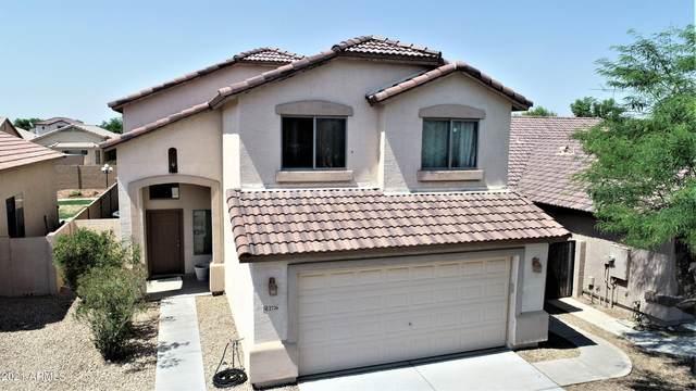 2726 E Denim Trail, San Tan Valley, AZ 85143 (#6253425) :: Long Realty Company