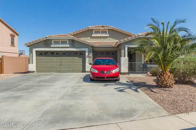 29664 W Weldon Avenue, Buckeye, AZ 85396 (MLS #6253438) :: Yost Realty Group at RE/MAX Casa Grande