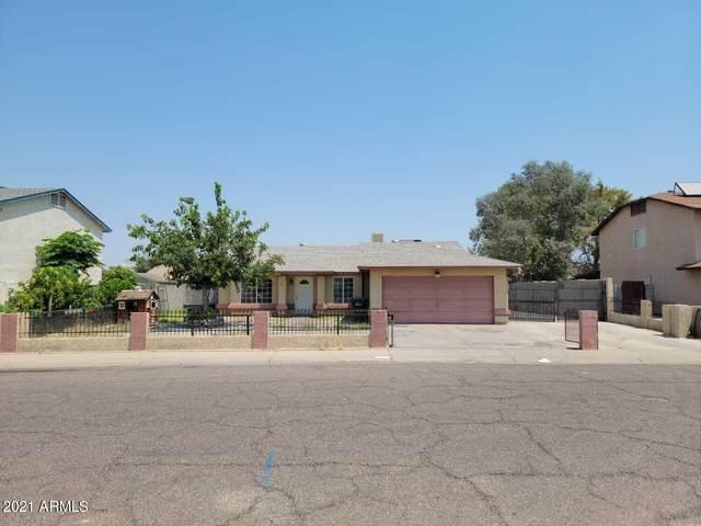 8610 W Roma Avenue, Phoenix, AZ 85037 (MLS #6253440) :: Maison DeBlanc Real Estate
