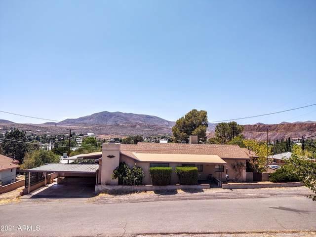 311 Clawson Street, Bisbee, AZ 85603 (MLS #6253445) :: Executive Realty Advisors